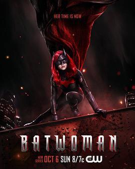 蝙蝠女侠第一季剧情海报